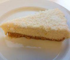 Ricetta Cheese Cake al cocco pubblicata da Team Bimby - Questa ricetta è nella categoria Dessert e pralineria