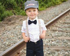 Train Engineer Toddler Costume | Pinterest | Children costumes Costumes and Toddler costumes  sc 1 st  Pinterest & Train Engineer Toddler Costume | Pinterest | Children costumes ...