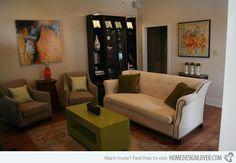 15 Vibrant Small Living Room Decor Ideas | Home Design Lover