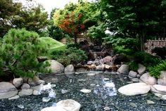 First-rate Garden landscaping portsmouth,Japanese garden design crossword and Garden ideas decking and paving. Backyard Garden Landscape, Small Backyard Gardens, Modern Backyard, Ponds Backyard, Garden Landscaping, Texas Landscaping, Big Backyard, Garden Oasis, Landscaping Ideas