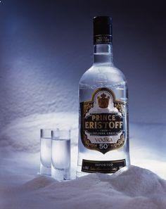 Prince Eristoff Vodka