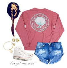 """""""Forget me not"""" by anna-watson00 ❤ liked on Polyvore featuring Converse, My Name Necklace and Alex and Ani"""