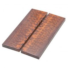 Knife Scales, Snakewood