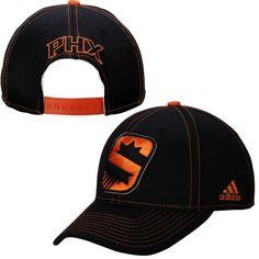 Phoenix Suns adidas Suns Pride Jersey Adjustable Hat - Black cdf72e03c9dd