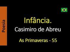 Casimiro de Abreu - 55 - Infância.