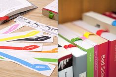 What's My Page Again? 26 Creative Bookmarks via Brit + Co.