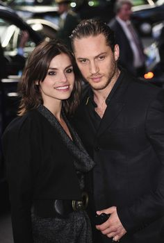 Charlotte Riley and Tom Hardy Photo - English National Ballet - Summer Party Arrivals - lovely couple!