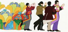 The Beatles' Animated 'Yellow Submarine' Movie Returning to Cinemas  ||  It's all in the mind, y'know... Get your psychedelic drugs ready, it's time to take a trip back into the wacky world of The Beatles' Yellow Submarine. The http://www.firstshowing.net/2018/the-beatles-animated-yellow-submarine-movie-returning-to-cinemas/