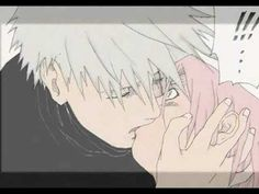 Kakashi and Sakura: the Doujinshi. 3 Kisses - YouTube