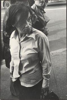 [Woman on Street Carrying Purse, New York] Leon Levinstein (American, Buckhannon, West Virginia 1910–1988 New York) 1960s - 70s