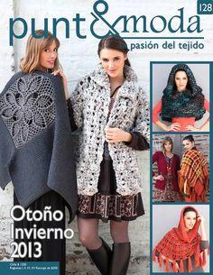 Punto & moda №128 2013 - 轻描淡写的日志 - 网易博客
