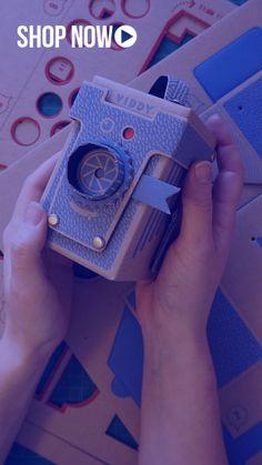 Shop now Pinhole Camera Kits! Do-It-Yourself medium format and 35mm pinhole camera kits designed in London by Kelly Angood.  DIY Pinhole Camera Kit Photography Hobby Retro Vintage ECO Friendly NEW