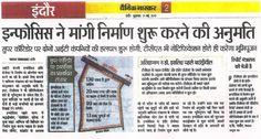 Infosys in Indore, Super Corridor Indore News & Latest Updates