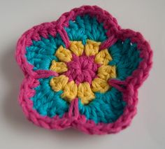 Crochet flower patterns are perfect for instant gratification – they're super fast and most take hardly any yarn at all. Description from mooglyblog.com. I searched for this on bing.com/images