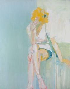 """Saatchi Art Artist: Christopher Stacey; Oil 2013 Painting """"Candy"""""""