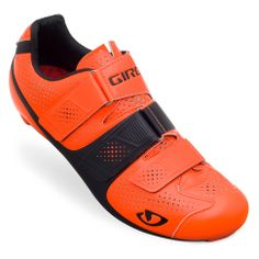 Giro Prolight™ SLX ll. Pretty awesome cycling shoe! Also happens to be in the Dutch national colors :) Weighs just 205 grams in size 42,5! Also has an Easton EC90 carbon sole.