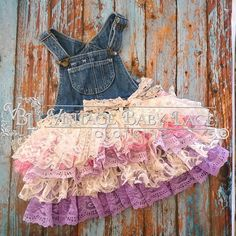 Birthday country dress READY TO SHIP denim vintage and lace flower girl wedding easter shabby chic rustic dress overalls 18 24 month 2 3 rts Birthday Presents For Men, Birthday Wishes For Boyfriend, Birthday Gifts For Teens, Funny Birthday Gifts, Rustic Dresses, Country Dresses, Birthday Tutu, Birthday Cake Girls, Lace Flower Girls