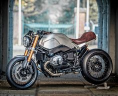 Smokin Motorcycles #3 Elegant Bastard (based on BMW R NineT)
