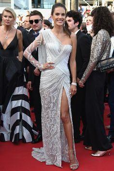 Alessandra Ambrósio - Cannes 2014