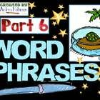 Word Phrase sets are a great tool for students to practice reading common phrases in the English language. Have the students practice reading the 1...