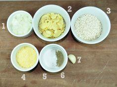 receita de arroz à piamontese ingredientes 1