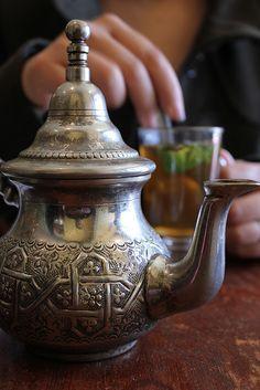 I love this teapot