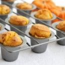 Pumpkin Popovers - thinking these would be delicious with honey butter.