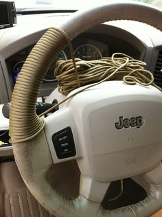 550 steering wheel cover - JeepForum.com