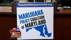 Bill Would Regulate & Tax Marijuana Like Alcohol In Maryland