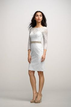 Watters Posey Bridesmaid Dress