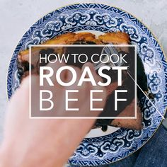 Classic roast beef recipe using rump roast round roast or sirloin tip. This slow roasting method at low heat is good for tougher cuts of beef; the lower heat prevents any gristle from getting too tough. Prime Roast Beef, Sirloin Tip Roast, Cooking Roast Beef, Sirloin Tips, Classic Roast Beef Recipe, Rump Roast Recipes, Venison Recipes, Beef Round, Round Roast
