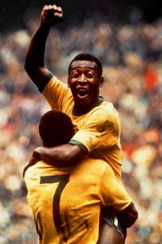 Pele remains Brazil's top scorer with 77 goals. | 19 Facts About Brazil's World Cup Soccer Team
