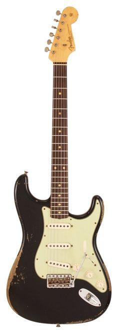 Fender Electric Guitar Custom Shop 60s Tele Light Relic 3TSB | Rainbow Guitars