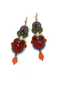 earrings : Frida