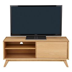 """Buy House by John Lewis Stride TV Stand for TVs up to 47"""" Online at johnlewis.com"""