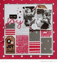 Christmas Joy - Studio Calico - Kelly Noel
