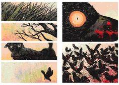 Comics&Cola: Coming soon: David Rubin & Santiago Garcia's Beowulf