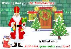 E-card, St. Nicholas Day