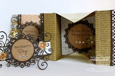 Butterfly Kisses: MFT Creative Challenge! Box card & Video Tutorial