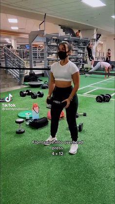 Gym Workout Videos, Gym Workout For Beginners, Fitness Workout For Women, Body Fitness, Gym Workouts, Upper Body Workout Gym, Butt Workout, Slim Waist Workout, Shoulder Workout