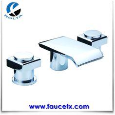 5pcs waterfall tub faucet