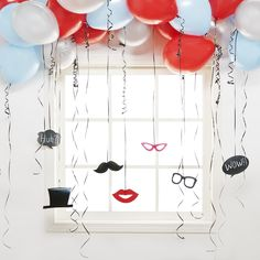 Don't miss out on our Mustache Party Party Supplies! You can throw them a Mustache Party that is out of this world! Birthday Express will provide you with all the materials you need to make it happen. Mustache Birthday, Mustache Party, Boy Birthday Parties, Diy Birthday, Birthday Ideas, White Baby Showers, Diy Party Supplies, For Your Party, Balloon Decorations