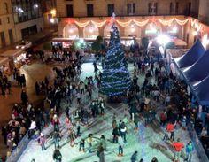 Pista de Hielo y Mercado Medieval/Ice rink and medieval market