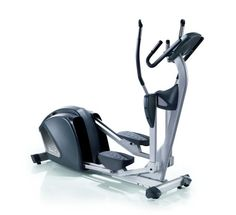 $1,500.00 The club-quality NE 3000 elliptical trainer features our patented SyncLink technology, with articulating foot platforms that track the natural movement of your feet through elliptical motion. All the features of the NE 2000, but cordless to maximize floor space.