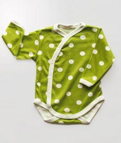 babykläder och Bodys från Organics for Kids