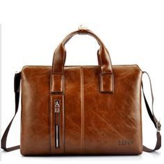 49.99$  Buy now - http://ali3dd.shopchina.info/go.php?t=1480125068 - Free Shipping 2016 Fashion casual HOT SALE New high quality business briefcase Laptop PU leather messenger Handbag shoulder bag  #magazineonlinewebsite