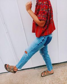 Cute outfits for teens summer fashion outfits 2019 - Women's Fashion Summer Outfits For Teens, Cute Teen Outfits, Spring Outfits, Casual Outfits, Grunge Outfits, Red Shirt Outfits, Cold Spring Outfit, Teen Summer, Hipster Outfits