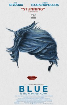 New poster for Blue is the Warmest Color