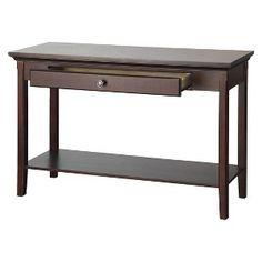 Threshold™ Avington Console Table - Dark Tobacco Alt04 click image to zoom