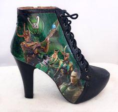 Loki shoes (https://twitter.com/EssikaJay/status/557971061816307712/photo/1 )